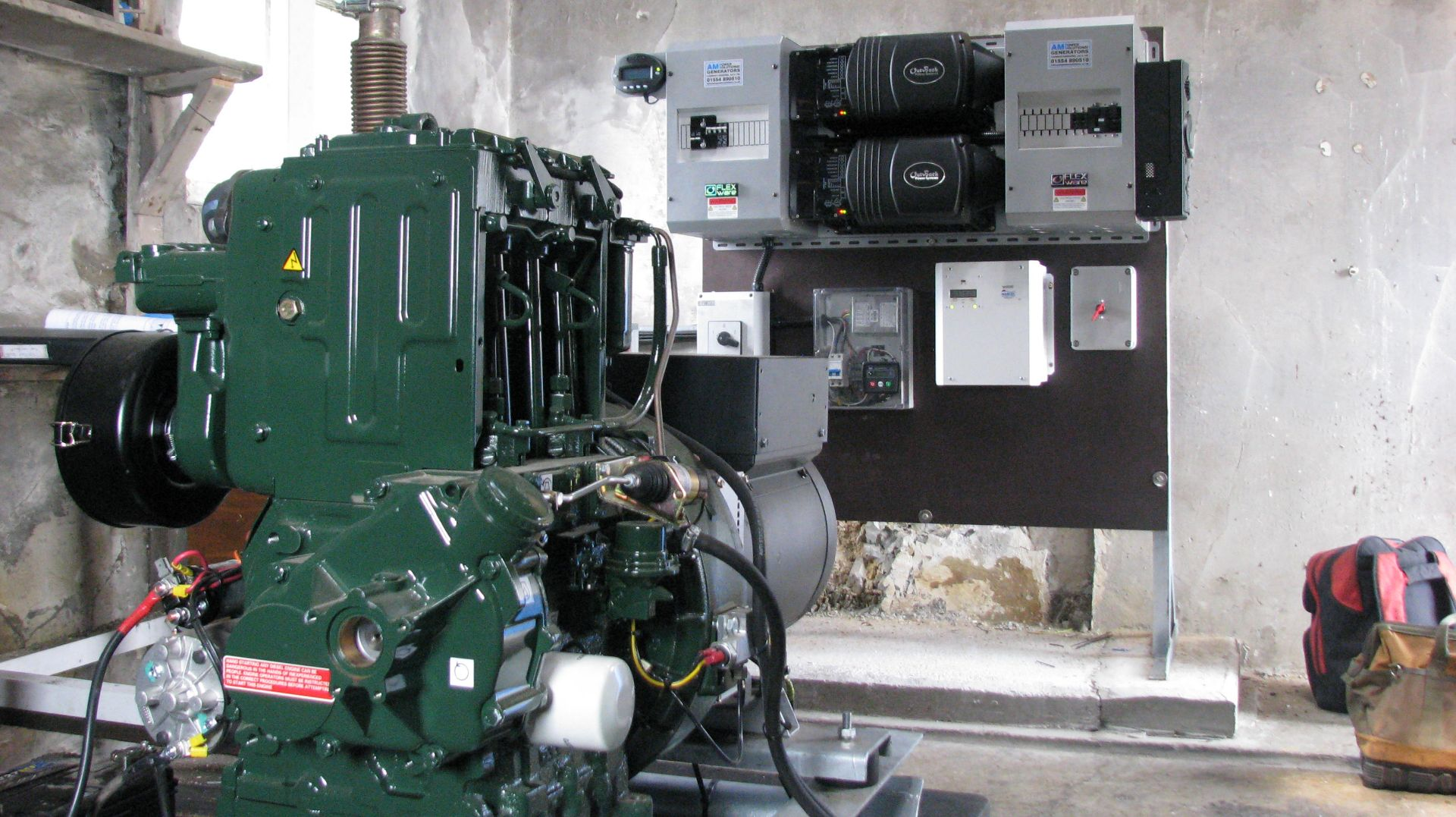AM Power Solutions Ltd South West Wales Wales
